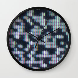 Painted Attenuation 1.1.2 Wall Clock