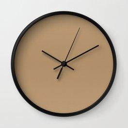 Antique Fallow Stones Wall Clock