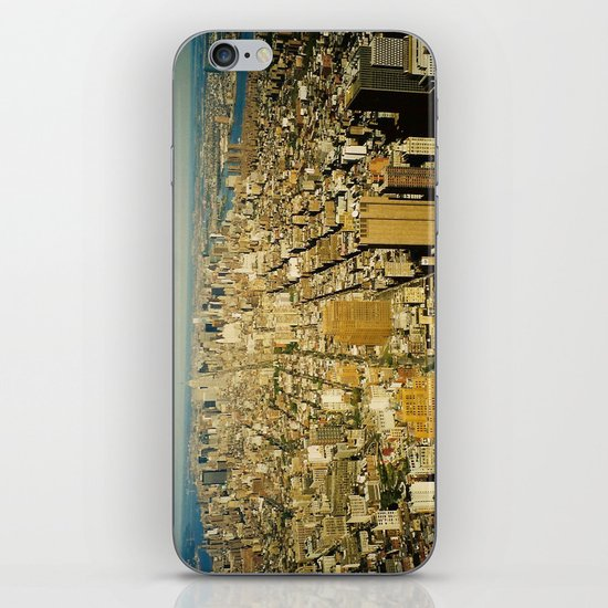 NEW YORK 4 iPhone & iPod Skin