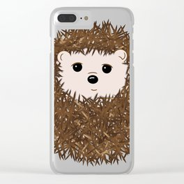 Spike Clear iPhone Case