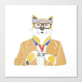 Richie Tenenbaum doge Canvas Print