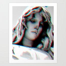The Virgin Art Print