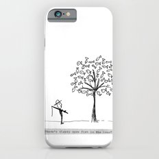 more fish in the tree iPhone 6s Slim Case