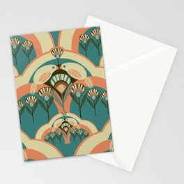 A Deco Garden Stationery Cards