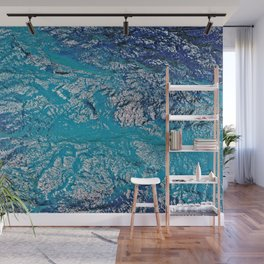 Ocean Surface V Wall Mural