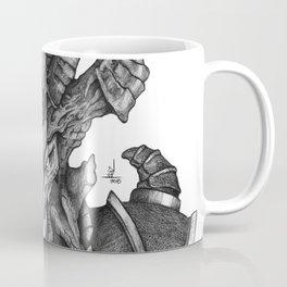 Evil King Coffee Mug