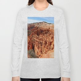Bryce Canyon View At Sunset Point Long Sleeve T-shirt