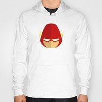 flash Hoodies featuring Flash by Oblivion Creative