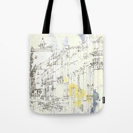 Nothing,my dear, endures Tote Bag