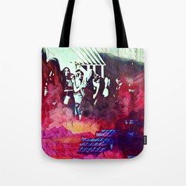 A Somber Affair Tote Bag
