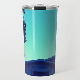 Late One Summer Evening Travel Mug