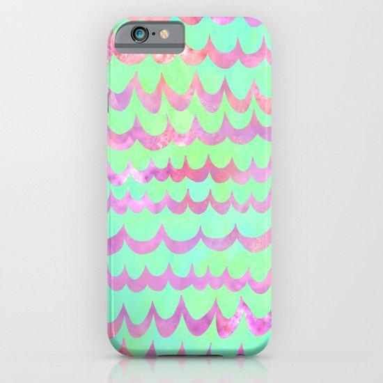 WAVES - Pastel iPhone & iPod Case