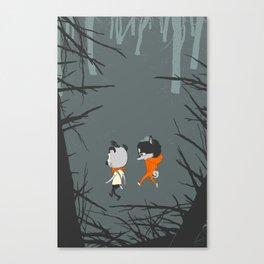 No Trailhead Canvas Print