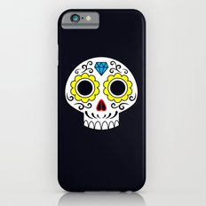 Sugar skull for a cake Slim Case iPhone 6s
