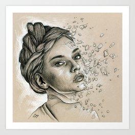 Atomize Art Print