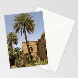 Omani Loam House Stationery Cards