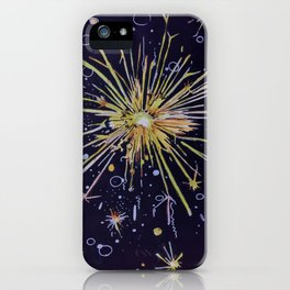 There is a Spark iPhone Case