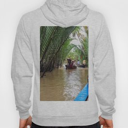 Tributary of the Mekong Delta Hoody