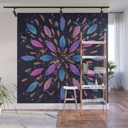 Spring Celebration - Dark Wall Mural