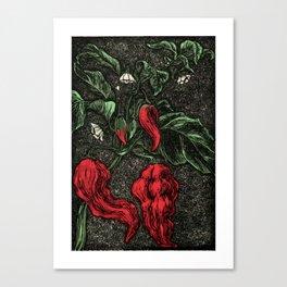 HOT PEPPER Canvas Print