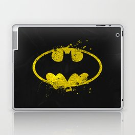 Bat man's Splash Laptop & iPad Skin