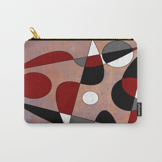 Abstract #154 Lost in the Confusion Carry-All Pouch