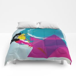 Compressed Colour Comforters
