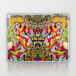 What I am You Will Become Laptop & iPad Skin