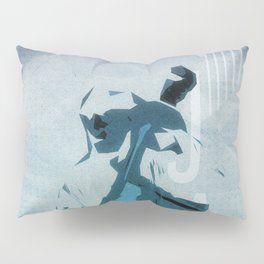 Jazzy Poster Pillow Sham