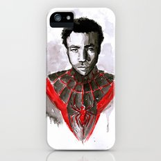 Donald for Spider-Man iPhone (5, 5s) Slim Case