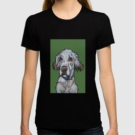 Ollie the English Setter T-shirt
