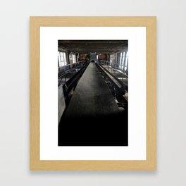 Bring it to Jeffery Framed Art Print