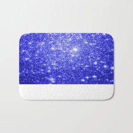 Royal Blue GAlAXY Stars Bath Mat