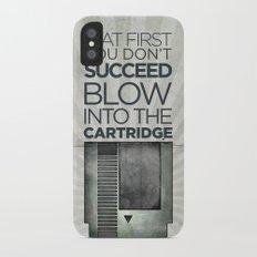 Life Tip #101 iPhone X Slim Case