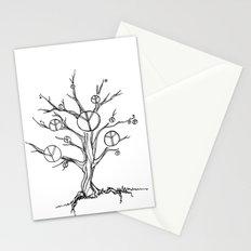 Peace Tree Stationery Cards