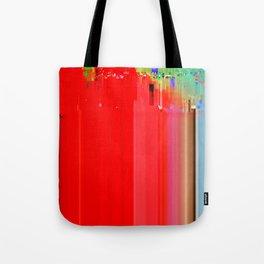 Hex V Tote Bag
