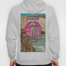 Landscape Painting Hoody