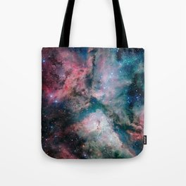 Carina Nebula - The Spectacular Star-forming Tote Bag