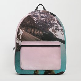 Moraine Lake Banff National Park Backpack