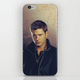 Dean Winchester - Supernatural iPhone Skin
