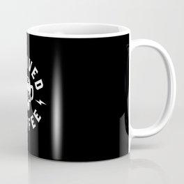 Revived By Coffee Coffee Mug