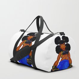 Tough Girl Duffle Bag