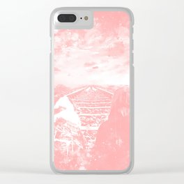 wanderlust wswp Clear iPhone Case