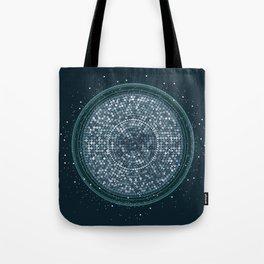 Glitterball Tote Bag