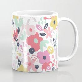 Springflower Print Coffee Mug