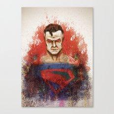 Super! Canvas Print