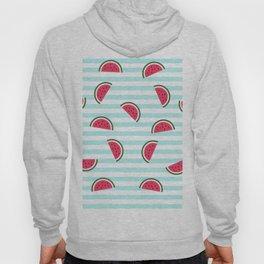 Watermelon pattern Hoody