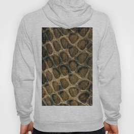 The skin of the serpent Hoody
