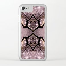 Evanesce 3 Clear iPhone Case
