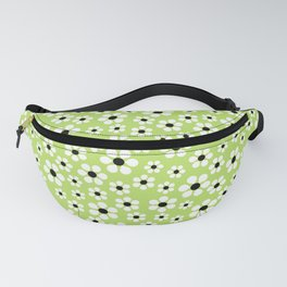 Dizzy Daisies- pear green - more colors Fanny Pack